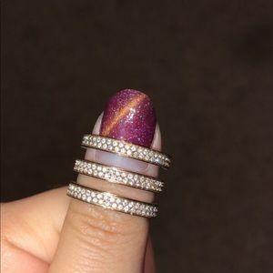 Michael Kors Rose Gold Ring!